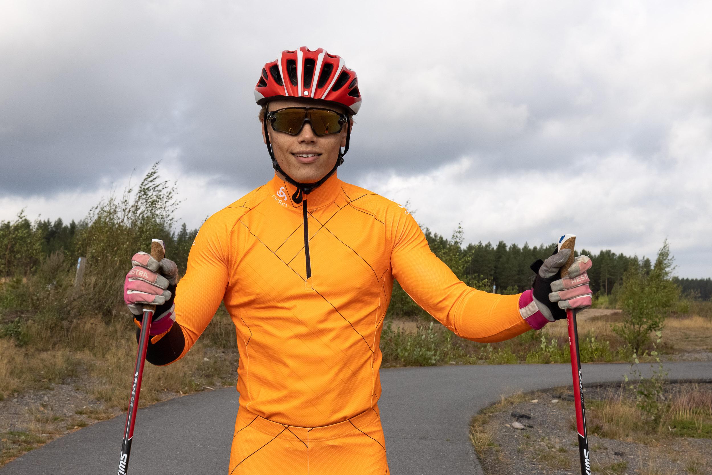 Rullahiihto Roope Lindroos Jämi