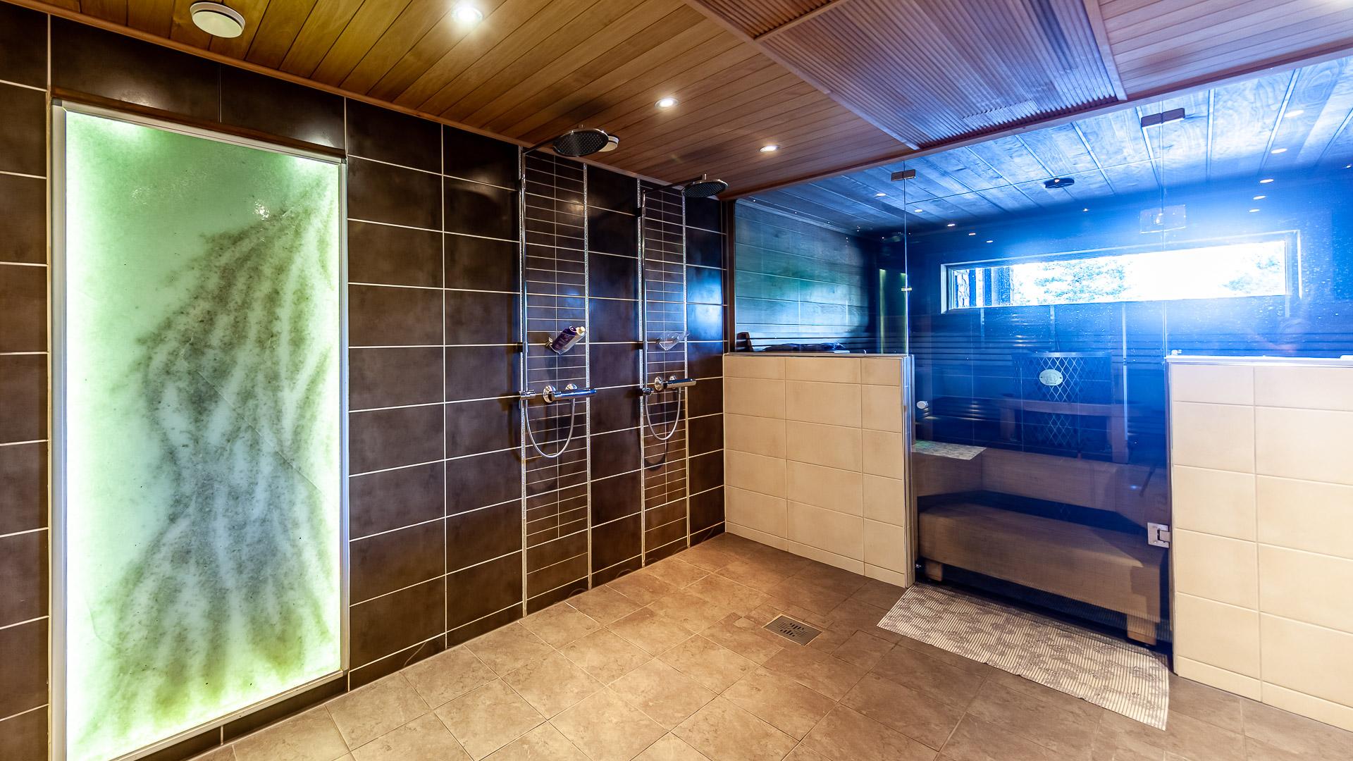 Villa Jami sauna