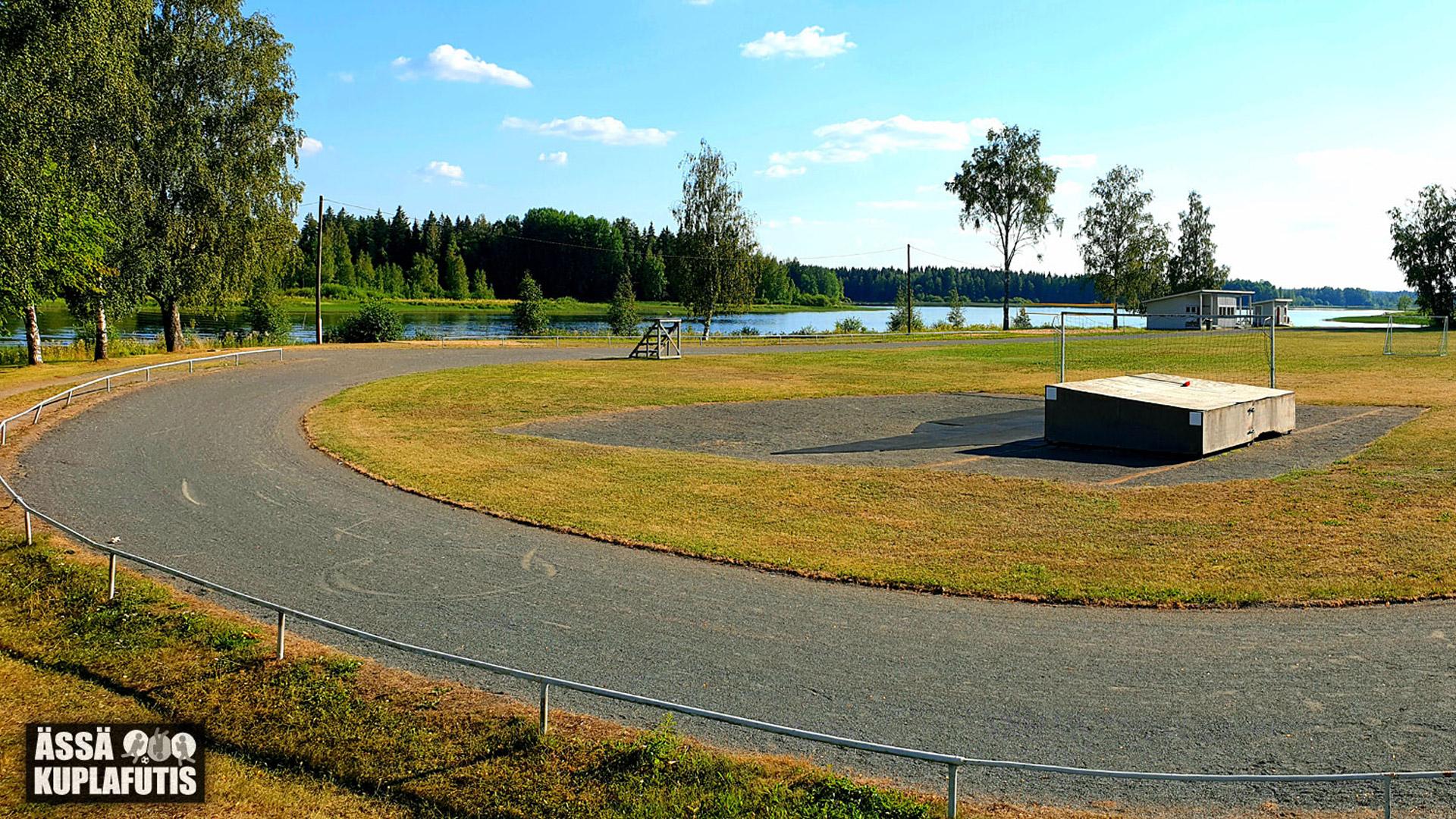 Ässä Kisailut Jämijärven Urheilukenttä
