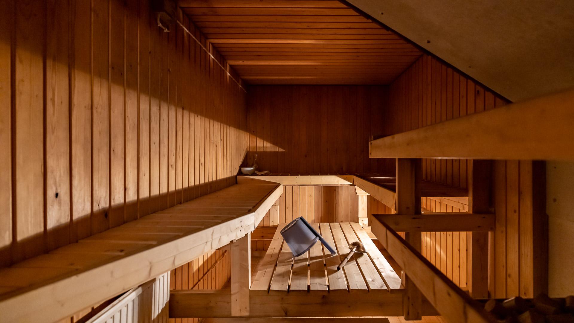Hostelli Kuninkaanlähde Sauna