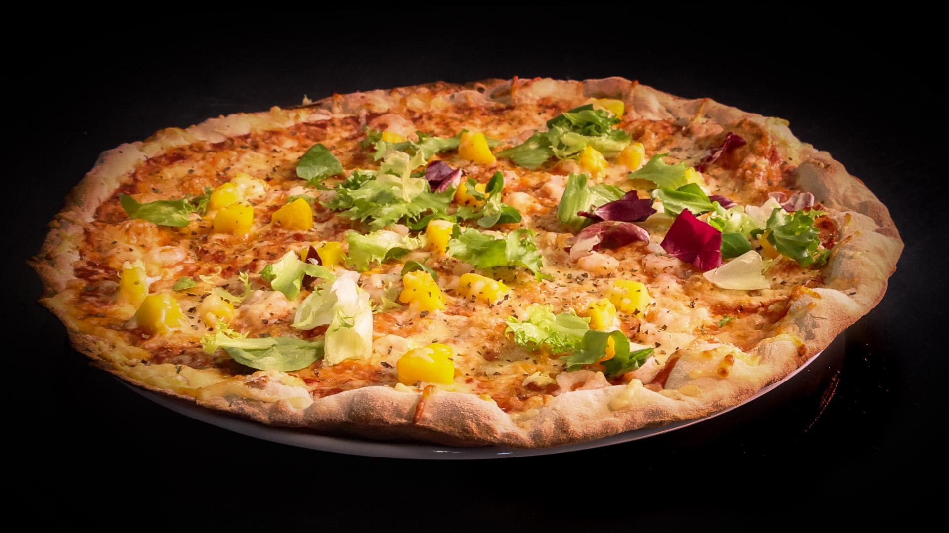 Jämi Lomahotelli Pizza