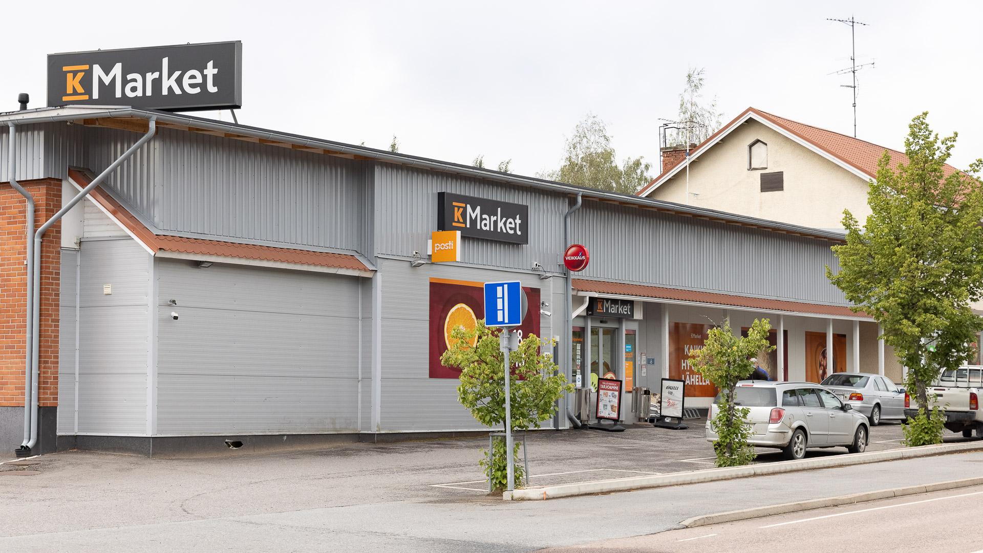 K-Market Jämijärvi Jämijärventie 23