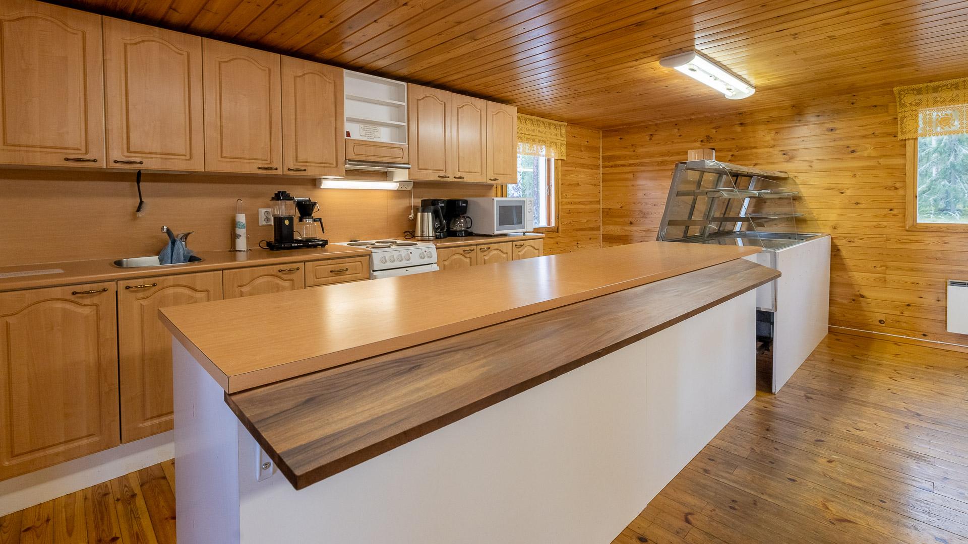 Niinimaja keittiö Jämijärvi