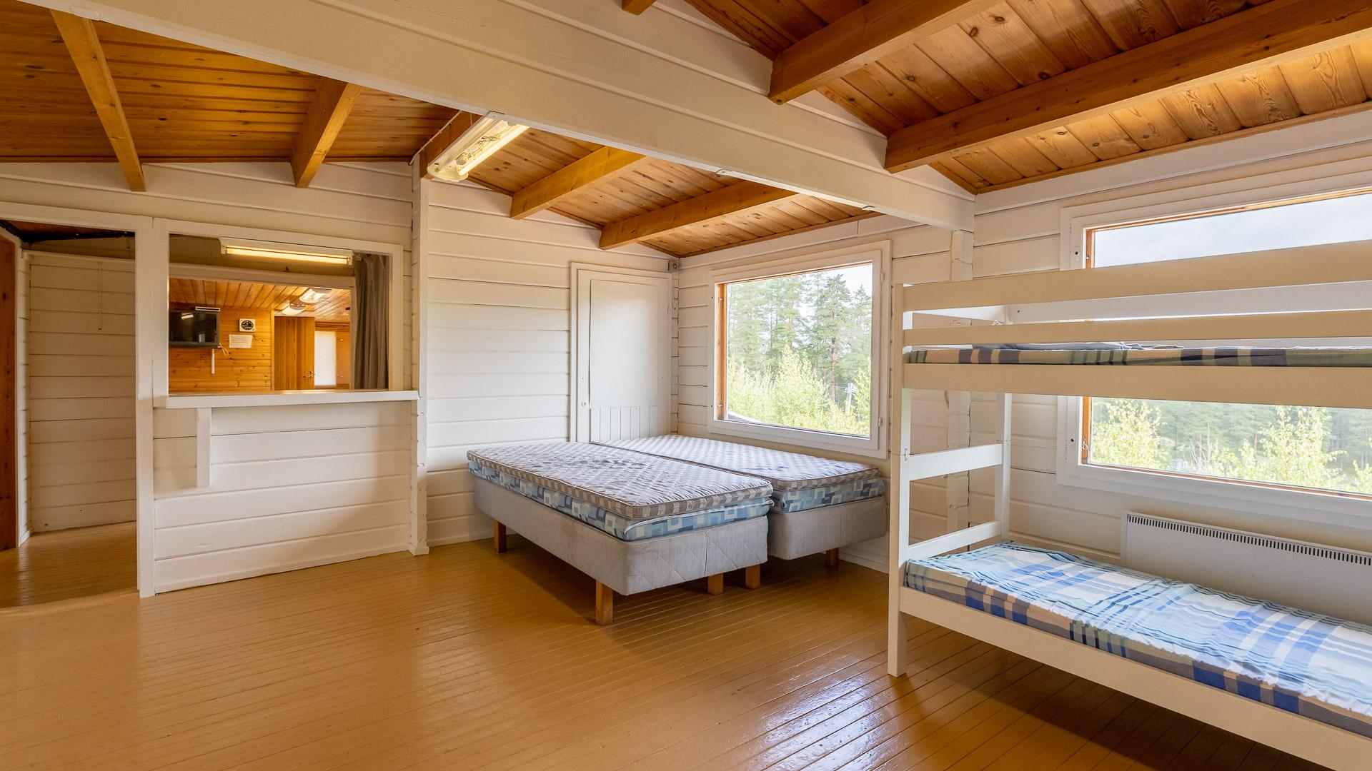 Niinimaja majoitus Jämijärvi