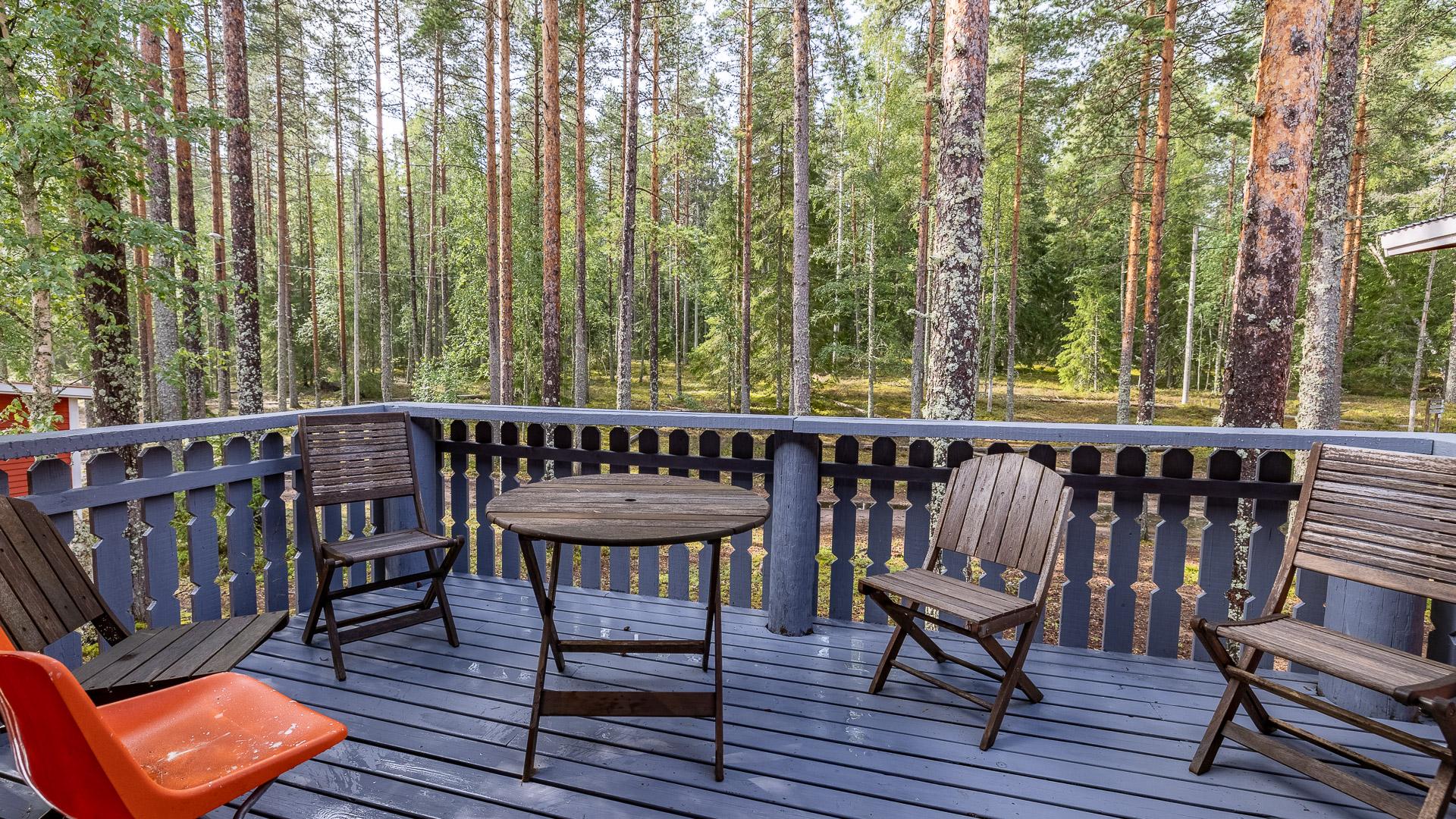 Niinimaja terassi Jämijärvi