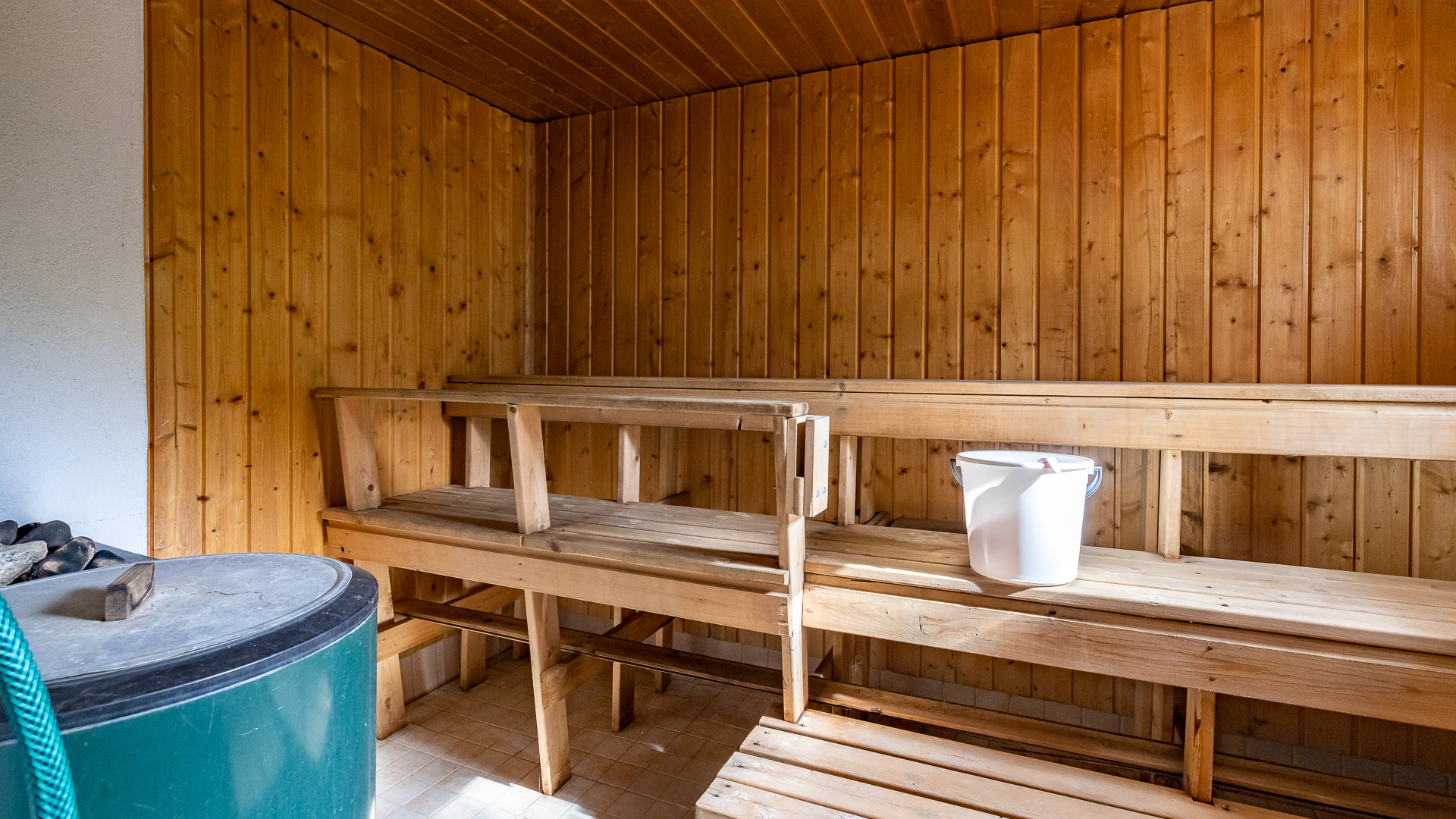 Niinimaja sauna Jämijärvi
