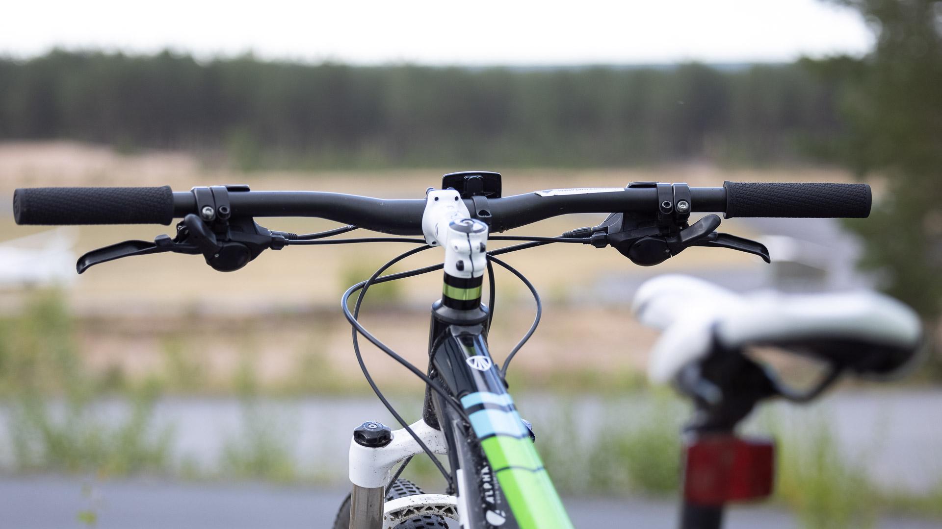 TREK XCALIBER 7 Maastopyörä ohjaustanko Jämikeskus